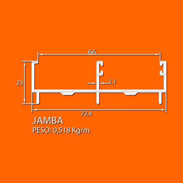 linea 25 – 3 Jamba