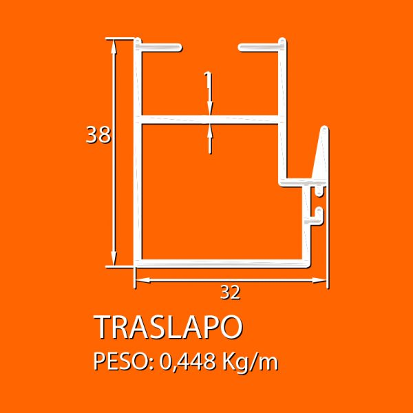 linea 25 – 5 Traslapo