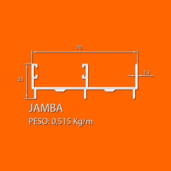 linea 25 liv – 8 Jamba