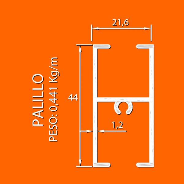linea 25 liv – 9 palillo