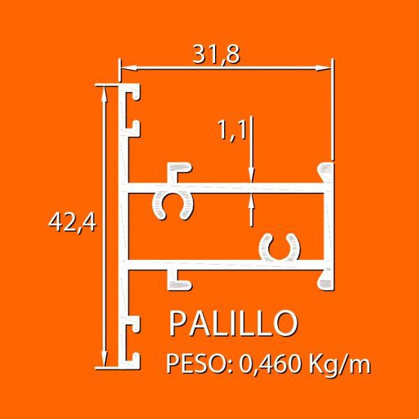 linea 32 – 1 Palillo
