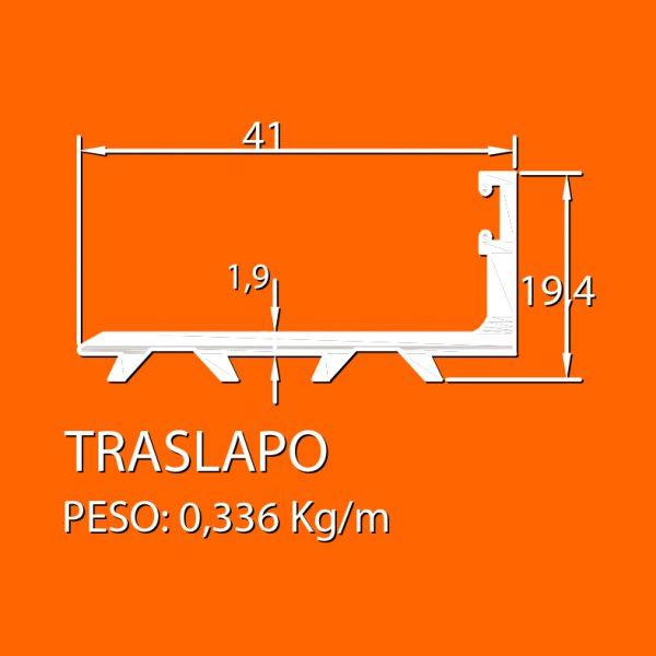 linea 35 – 11 Traslapo