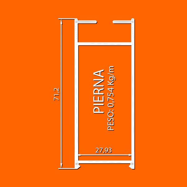 linea 35 – 6 Pierna