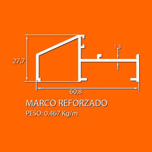 linea 35 – 7 Marco reforzado