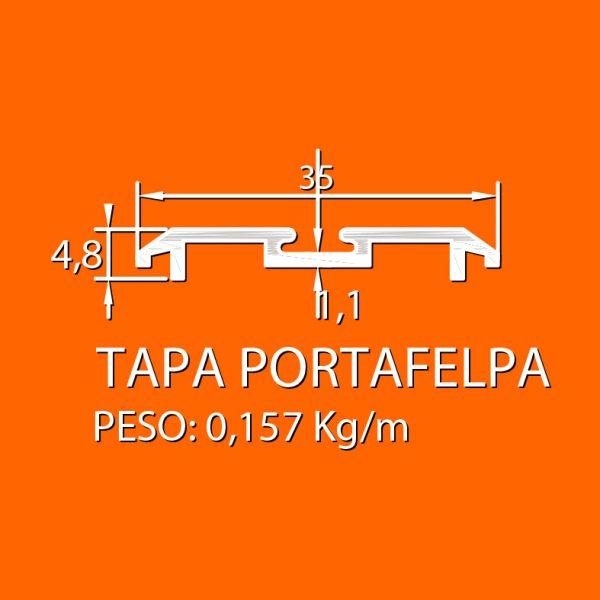 linea 35 – 8 Tapa portafelpa