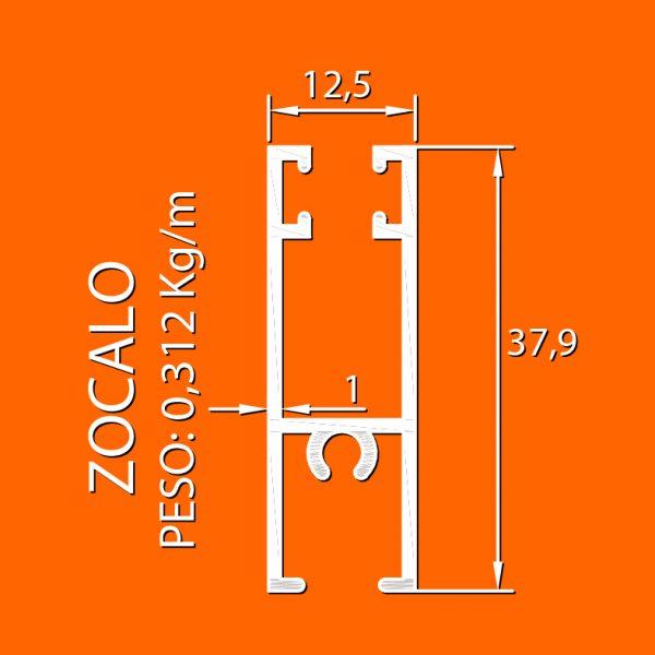 linea 4000 – 2 Zocalo