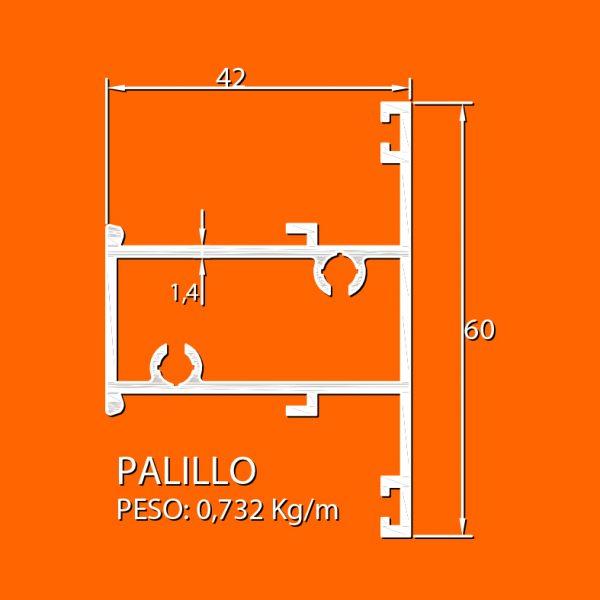 linea 42 – 2 Palillo