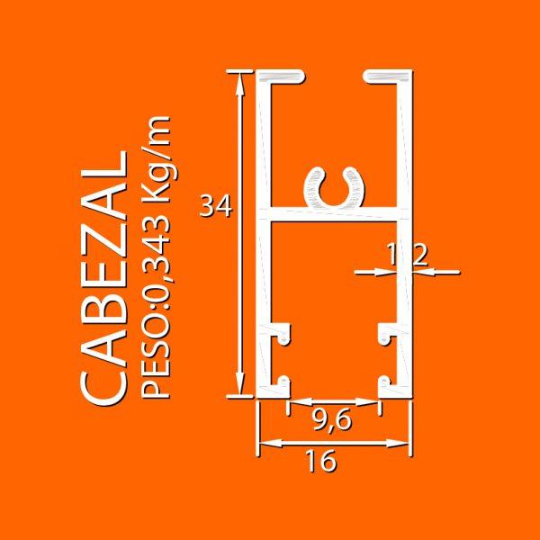 linea 5000 – 5 Cabezal
