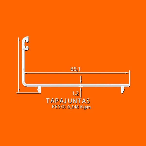 linea europea 06 Vidrio doble – 11 Tapajuntas