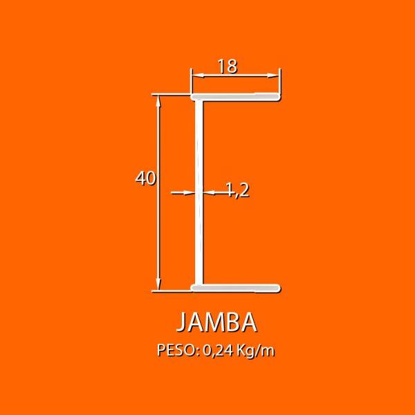 box de baño 3 Jamba